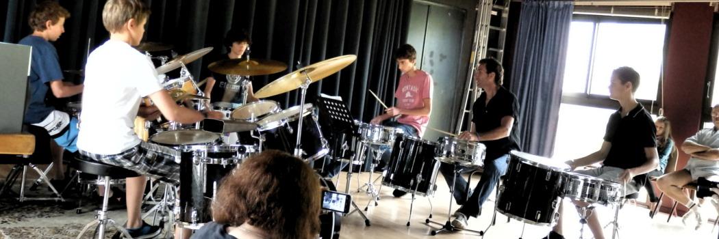 Des activités musicales !