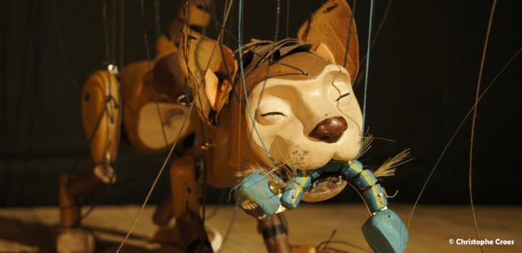 Les petites histoires félines - Téatro Golondrino @ Salle des fêtes | Saint-Nizier-du-Moucherotte | Auvergne-Rhône-Alpes | France