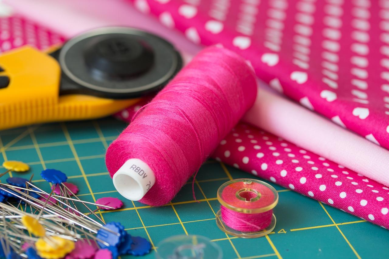 Atelier Couture créative @ Agopop, Maison des habitants