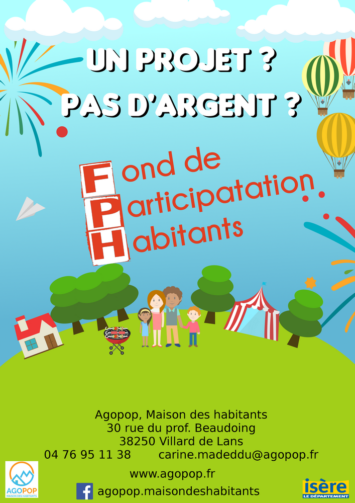 Fond de Participation Habitants (FPH)