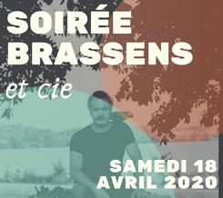 Soirée Brassens