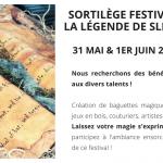 Le 1er festival médiéval et fantastique dans le Vercors, du 30 Mai au 1er Juin 2020