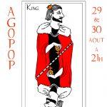 """""""L'heure de rendre des contes"""" : du théâtre à l'Agopop"""