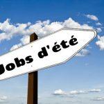 Jobs d'été 2021