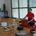 Atelier musique intuitive et vibration sonore