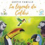 """Sortie en famille : balade contée """"la légende du colibri"""""""