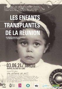 """Ciné rencontres : """"Les enfants transplantés de la Réunion"""" @ Agopop, Maison des Habitants"""