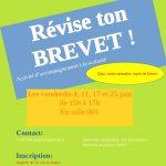 """""""Révise ton brevet !"""" : des ateliers d'accompagnement à la scolarité en partenariat avec la Cité Scolaire Jean Prévost"""