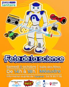 Fête de la Science @ Méaudre, salle des fêtes