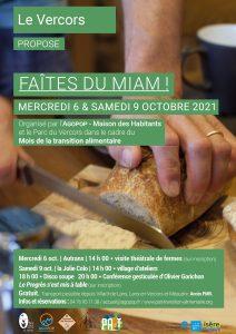 Faîtes du MIAM ! : Visite théâtrale de fermes @ Autrans